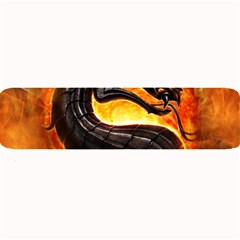 Dragon And Fire Large Bar Mats