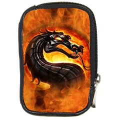 Dragon And Fire Compact Camera Cases