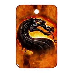 Dragon And Fire Samsung Galaxy Note 8 0 N5100 Hardshell Case
