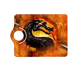 Dragon And Fire Kindle Fire Hd (2013) Flip 360 Case