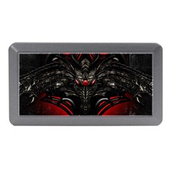 Black Dragon Grunge Memory Card Reader (mini)