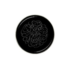 Band Of Horses Hat Clip Ball Marker (4 Pack)