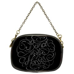 Band Of Horses Chain Purses (two Sides)