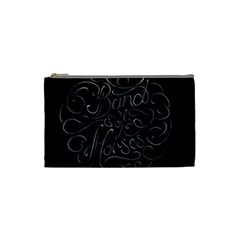 Band Of Horses Cosmetic Bag (small)