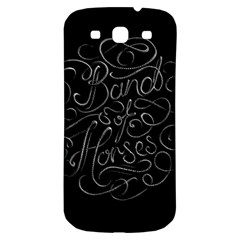 Band Of Horses Samsung Galaxy S3 S Iii Classic Hardshell Back Case