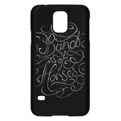 Band Of Horses Samsung Galaxy S5 Case (black)