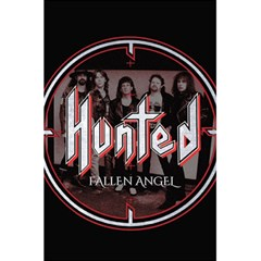 Fallen Angel Hunted 5 5  X 8 5  Notebooks