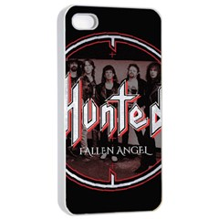 Fallen Angel Hunted Apple Iphone 4/4s Seamless Case (white)