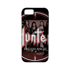 Fallen Angel Hunted Apple Iphone 5 Classic Hardshell Case (pc+silicone)