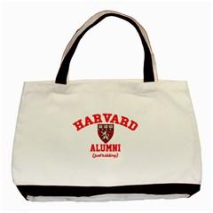 Harvard Alumni Just Kidding Basic Tote Bag