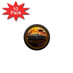 World Of Tanks Wot 1  Mini Buttons (10 Pack)