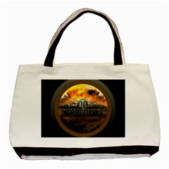 World Of Tanks Wot Basic Tote Bag (two Sides)
