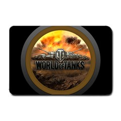 World Of Tanks Wot Small Doormat