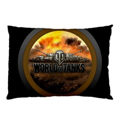 World Of Tanks Wot Pillow Case