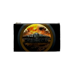 World Of Tanks Wot Cosmetic Bag (small)