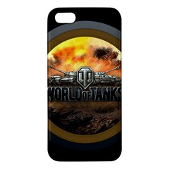 World Of Tanks Wot Apple Iphone 5 Premium Hardshell Case