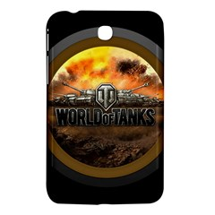 World Of Tanks Wot Samsung Galaxy Tab 3 (7 ) P3200 Hardshell Case