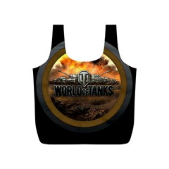 World Of Tanks Wot Full Print Recycle Bags (s)