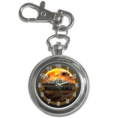 World Of Tanks Wot Key Chain Watches