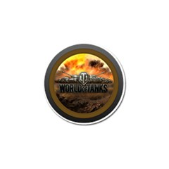 World Of Tanks Wot Golf Ball Marker