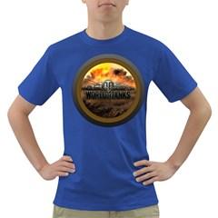 World Of Tanks Wot Dark T Shirt