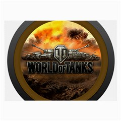 World Of Tanks Wot Large Glasses Cloth