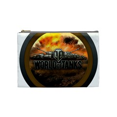 World Of Tanks Wot Cosmetic Bag (medium)