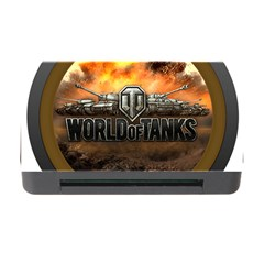 World Of Tanks Wot Memory Card Reader With Cf