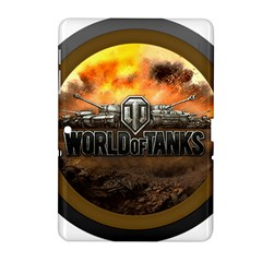 World Of Tanks Wot Samsung Galaxy Tab 2 (10 1 ) P5100 Hardshell Case