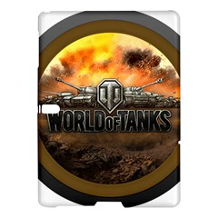 World Of Tanks Wot Samsung Galaxy Tab S (10 5 ) Hardshell Case