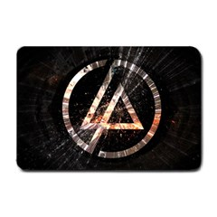 Linkin Park Logo Band Rock Small Doormat