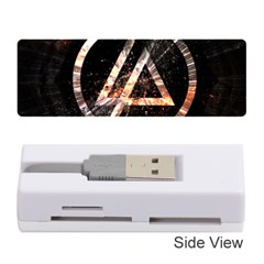 Linkin Park Logo Band Rock Memory Card Reader (stick)