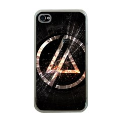 Linkin Park Logo Band Rock Apple Iphone 4 Case (clear)