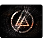 Linkin Park Logo Band Rock Double Sided Fleece Blanket (Medium)  60 x50 Blanket Front