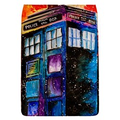 Dr Who Tardis Painting Flap Covers (s)