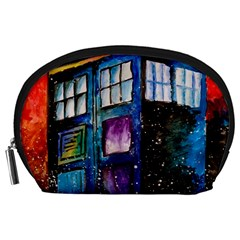 Dr Who Tardis Painting Accessory Pouches (large)