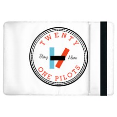 Twenty One Pilots Ipad Air Flip