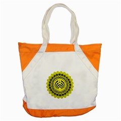Bassnectar Sunflower Accent Tote Bag