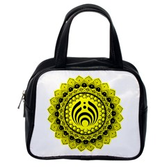 Bassnectar Sunflower Classic Handbags (one Side)