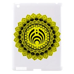 Bassnectar Sunflower Apple Ipad 3/4 Hardshell Case (compatible With Smart Cover)
