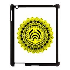 Bassnectar Sunflower Apple Ipad 3/4 Case (black)