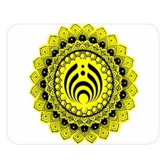 Bassnectar Sunflower Double Sided Flano Blanket (large)