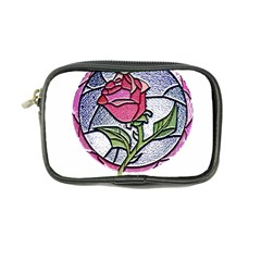 Beauty And The Beast Rose Coin Purse