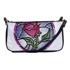 Beauty And The Beast Rose Shoulder Clutch Bags