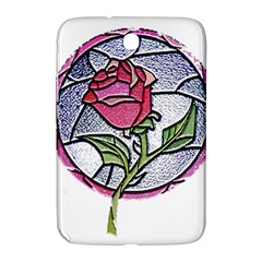 Beauty And The Beast Rose Samsung Galaxy Note 8 0 N5100 Hardshell Case