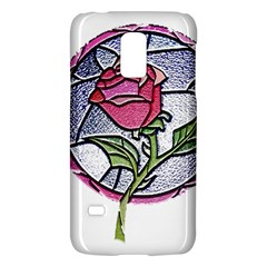Beauty And The Beast Rose Galaxy S5 Mini