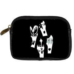 Kiss Band Logo Digital Camera Cases