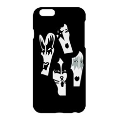 Kiss Band Logo Apple Iphone 6 Plus/6s Plus Hardshell Case