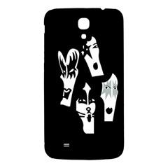 Kiss Band Logo Samsung Galaxy Mega I9200 Hardshell Back Case