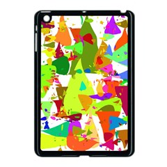 Colorful Shapes On A White Background                       Apple Ipad Mini Hardshell Case
